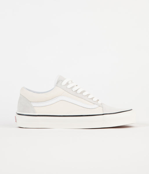 Vans Old Skool 36 DX Anaheim Factory Shoes - Classic White