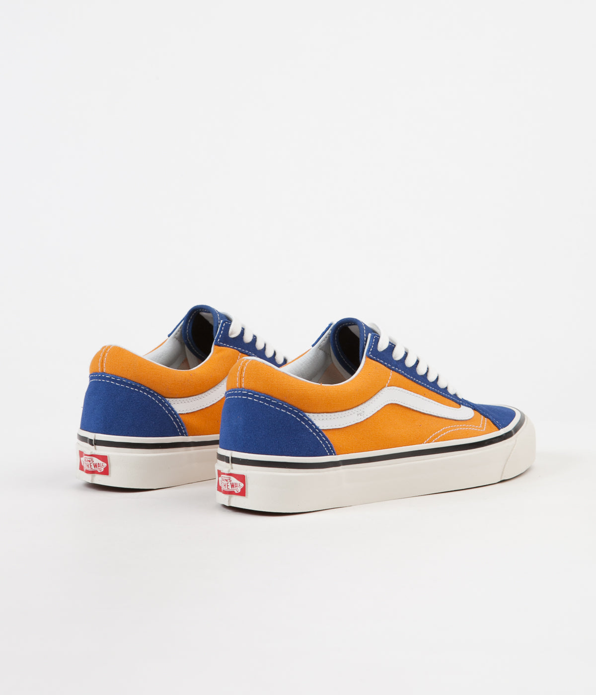 vans old skool 36 dx anaheim factory shoes og blue og. Black Bedroom Furniture Sets. Home Design Ideas