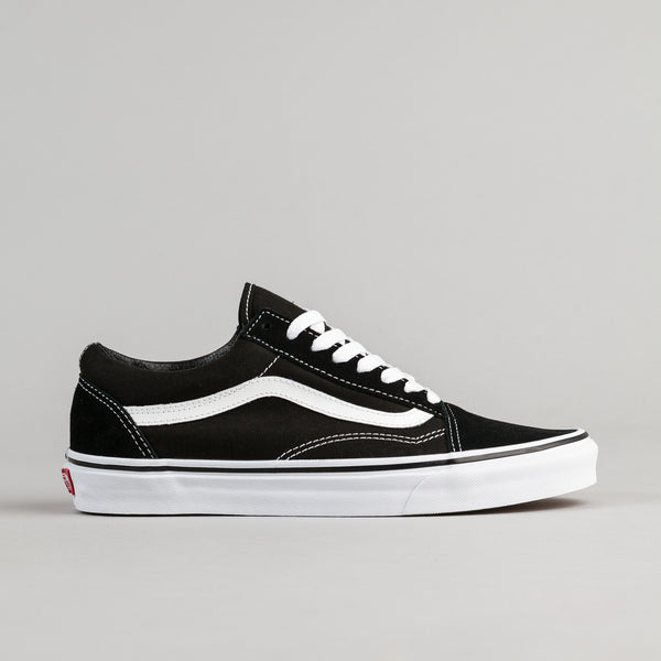 Vans Old Skool Shoes - Black / White
