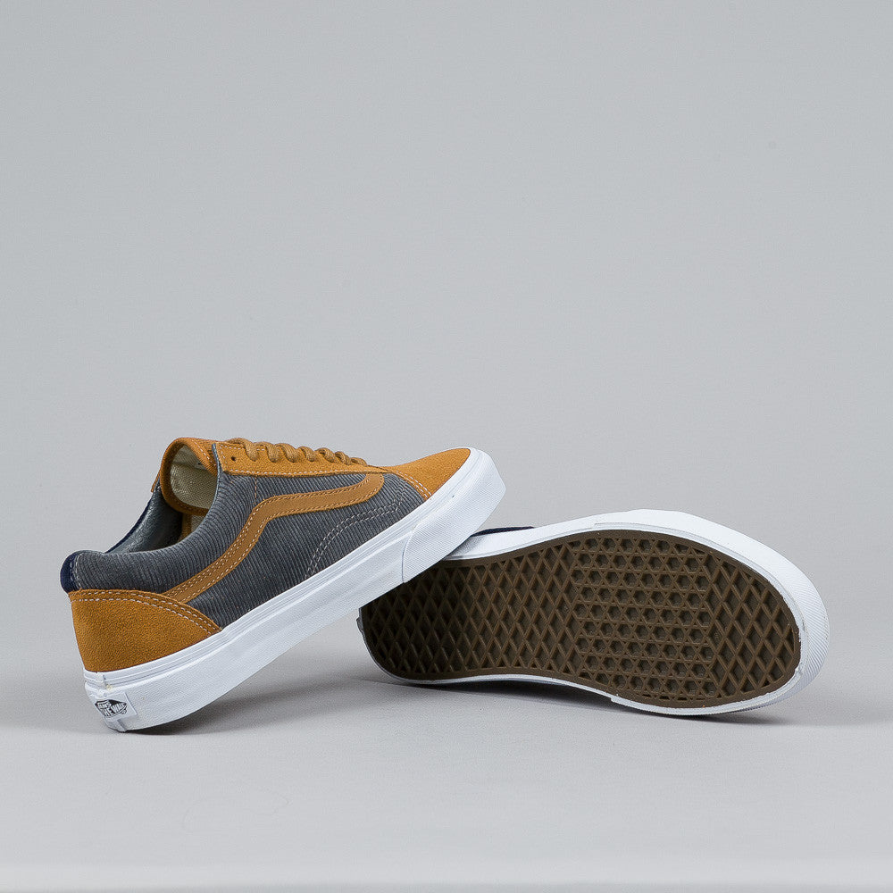 Vans Old Skool CA Reissue (Corduroy Mixup) Cathay Spice
