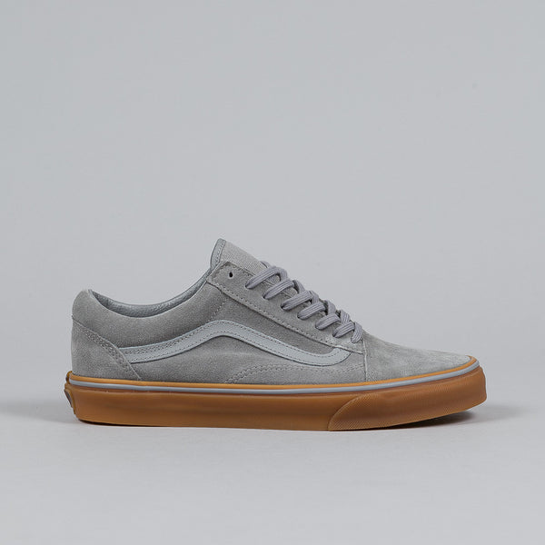 vans old skool gumsole frost gray flatspot. Black Bedroom Furniture Sets. Home Design Ideas