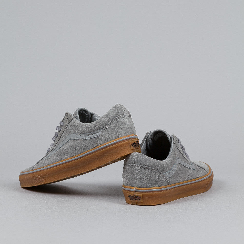 vans old skool gum sole grey