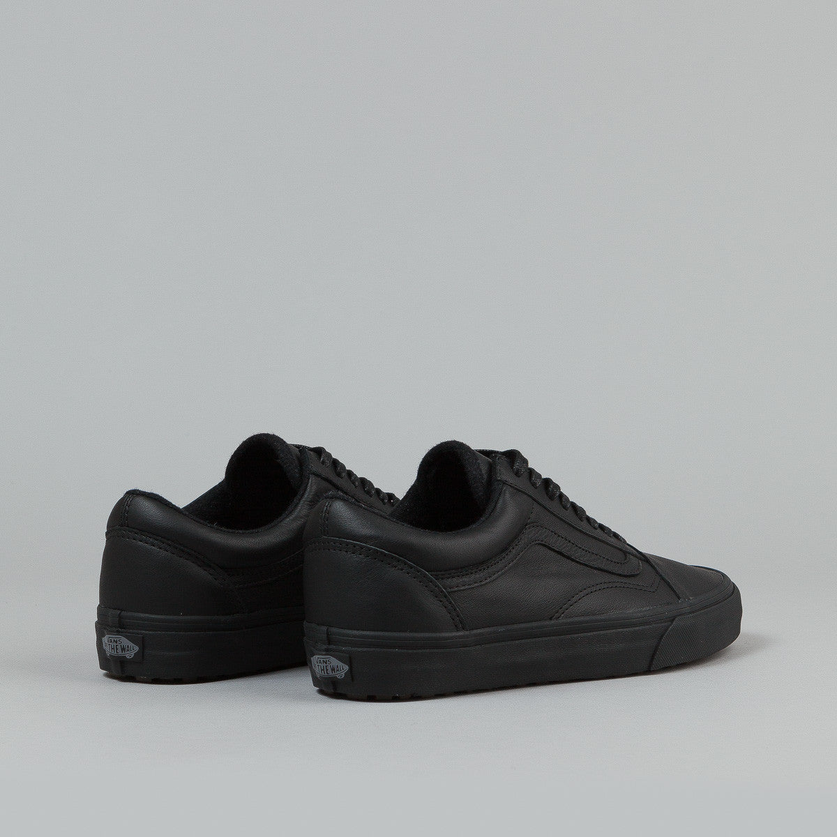 Vans Old Skool MTE Shoes - Black / Leather