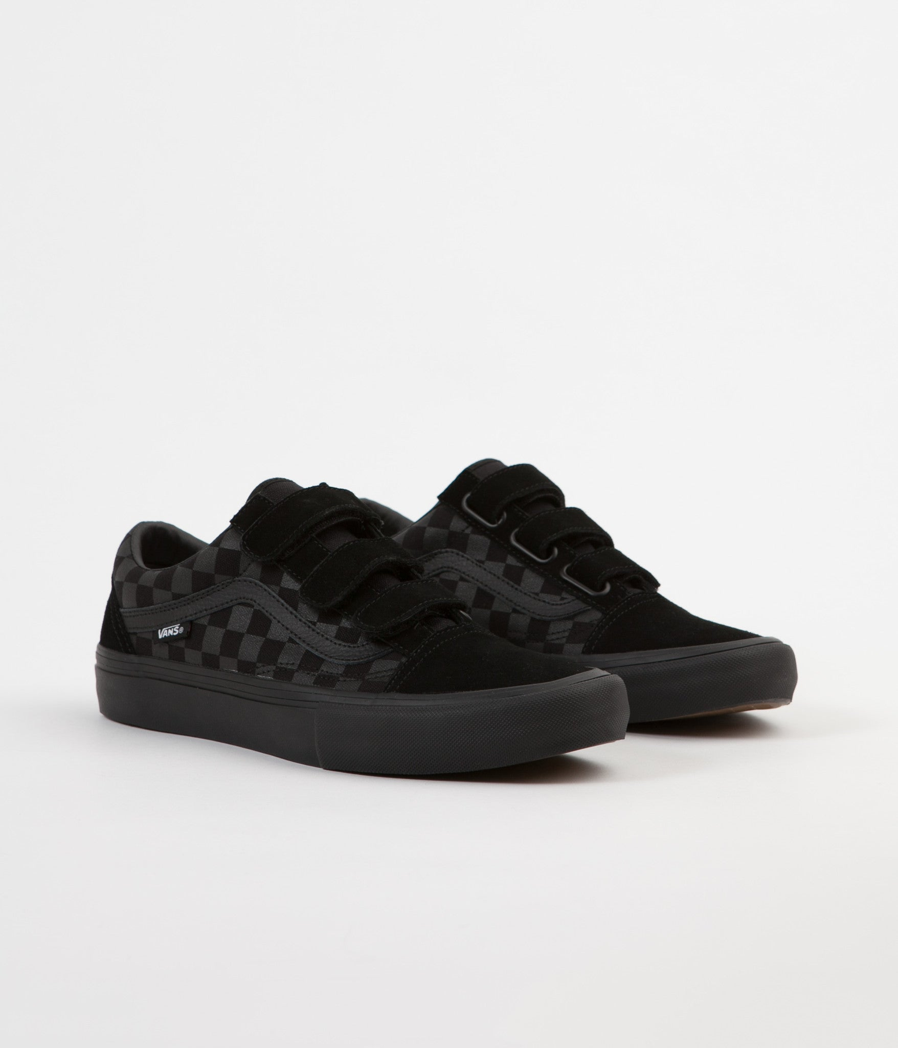 Vans Old Skool Priz Pro Rowan Zorilla Shoes - Black