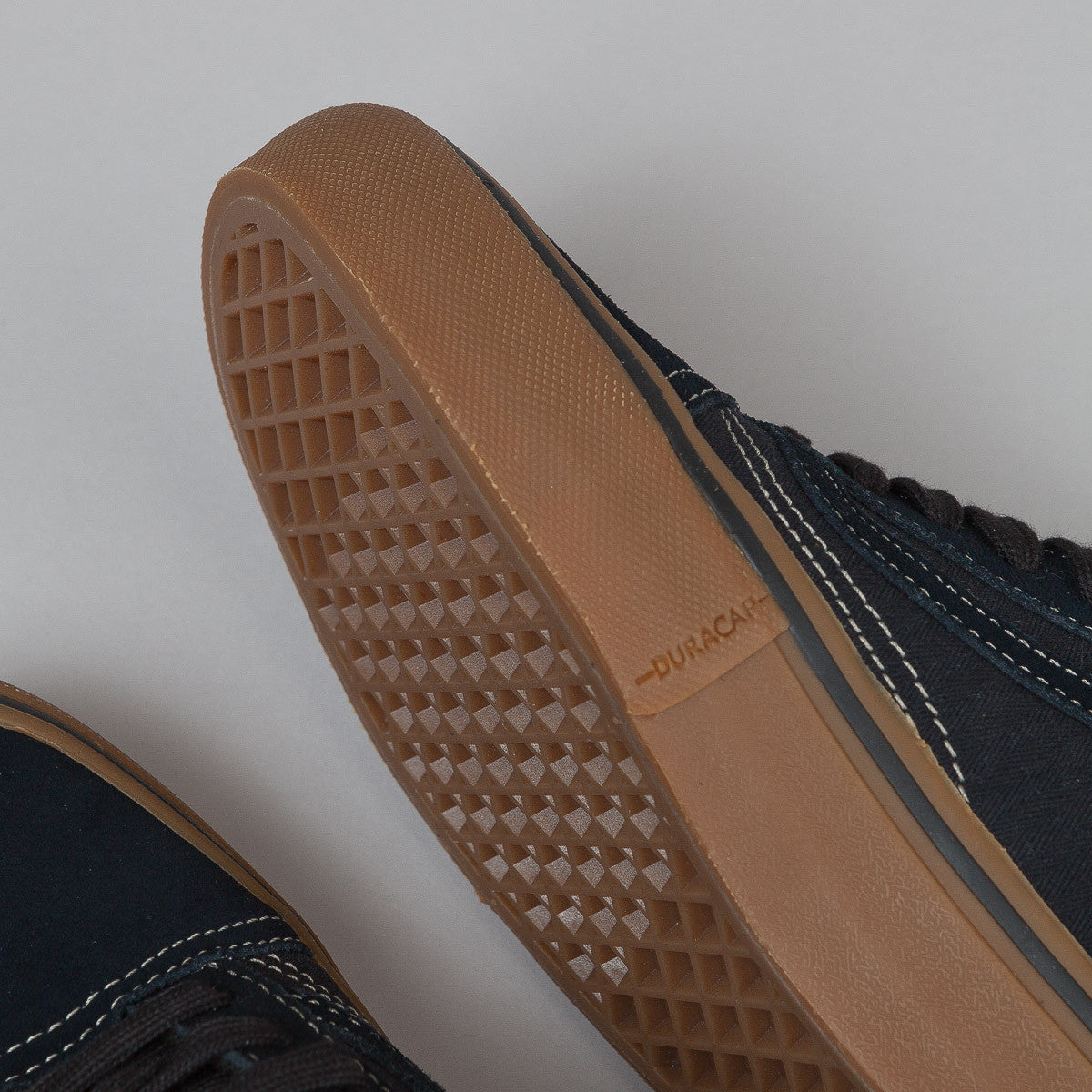 Vans Old Skool Pro Shoes - Blue Graphite / Gum