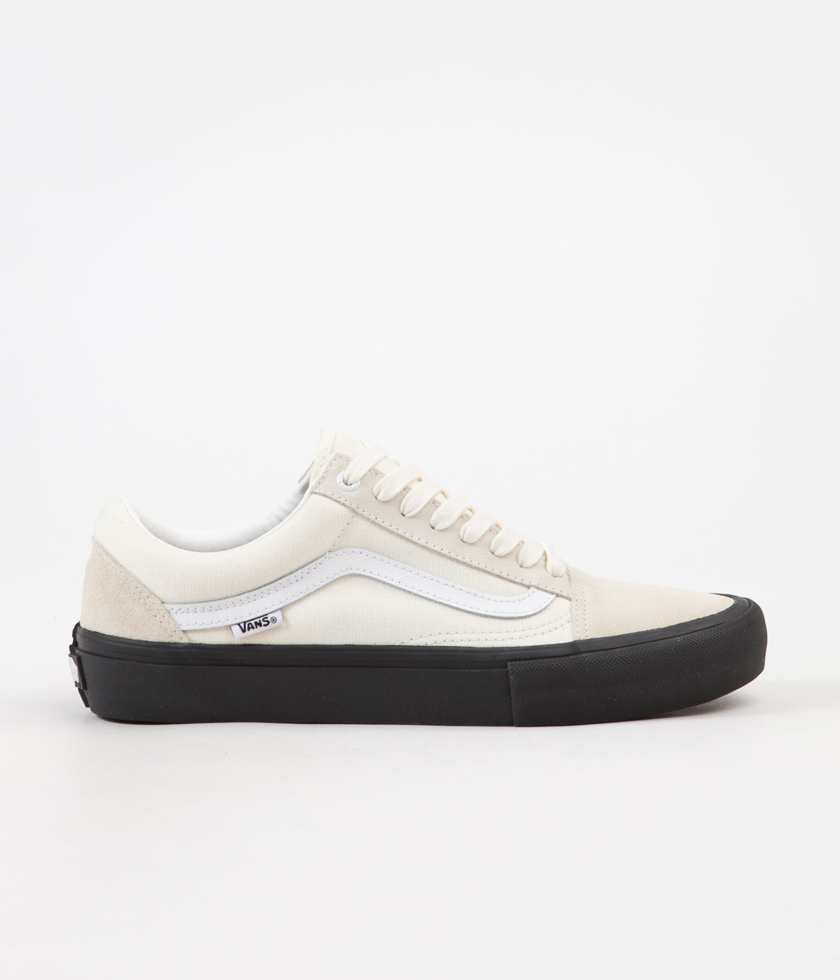 9b463bb8040827 Vans Old Skool Pro Shoes - Classic White   Black