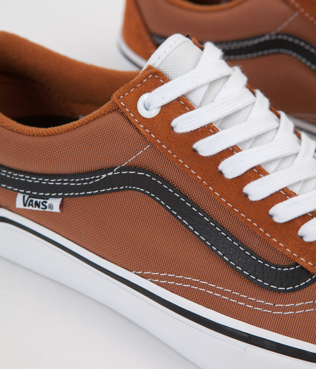 a9909f28b1713e Achetez vans old skool pro glazed ginger   61% de r duction!