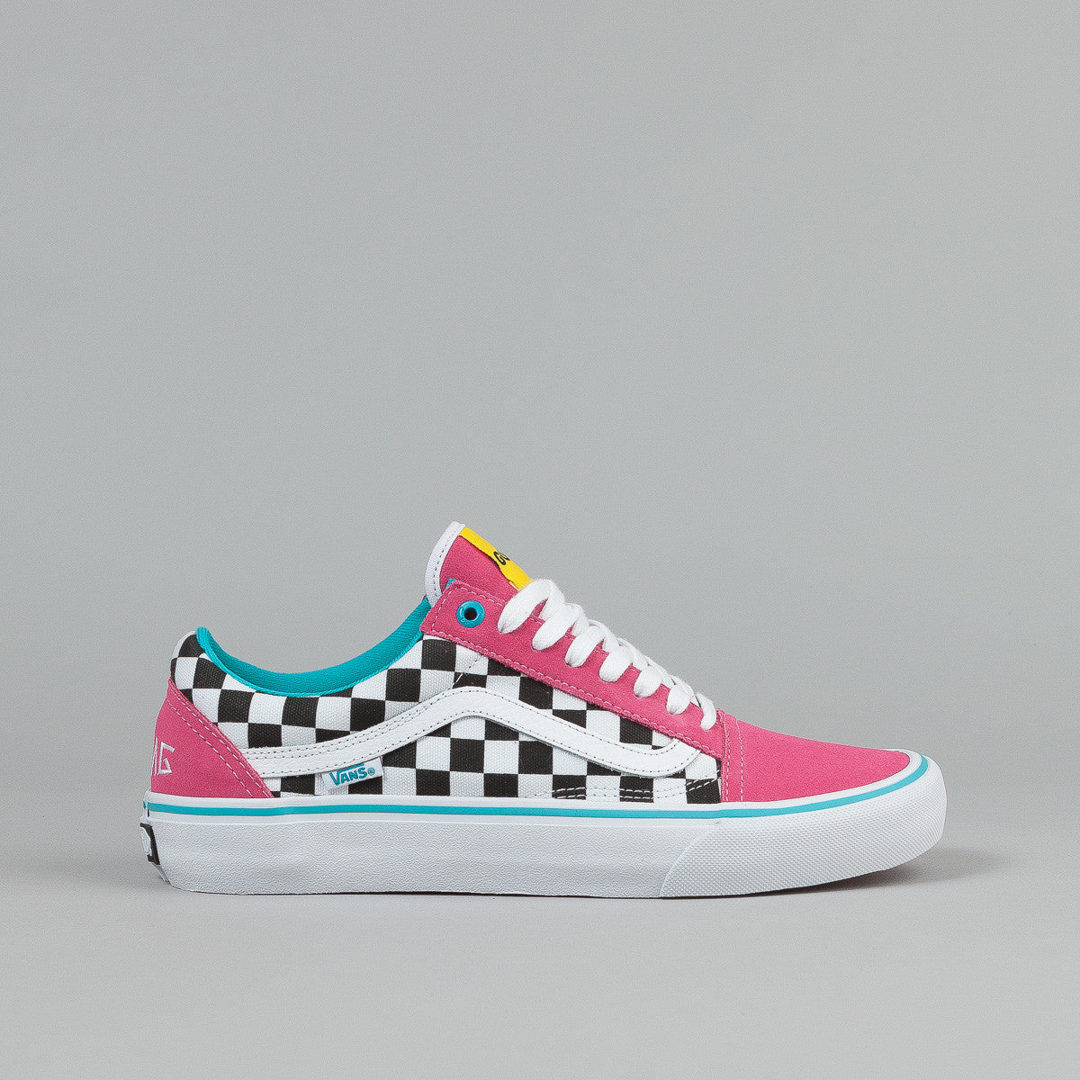 Vans Old Skool Pro Shoes (Golf Wang)