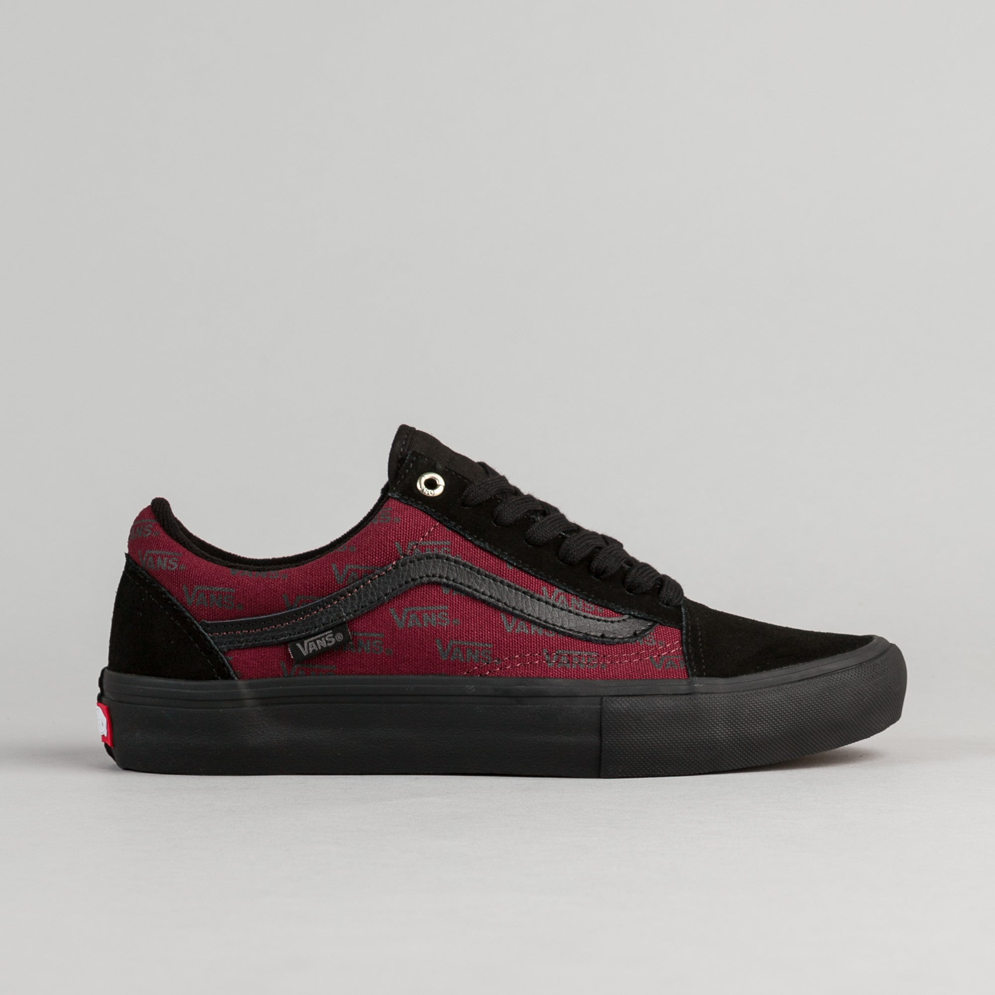 Vans Old Skool Pro Shoes - Port Royale / Black