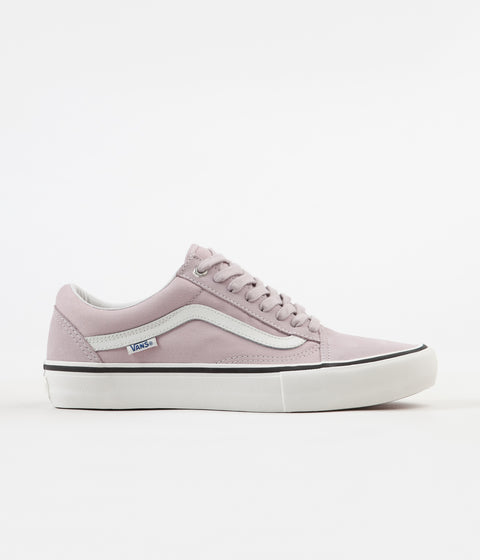 Vans Old Skool Pro Shoes - (Retro) Violet Ice