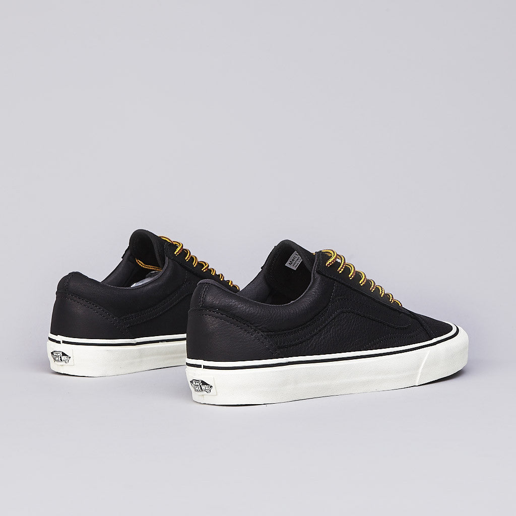 Vans Old Skool Reissue CA (Leather) Black / Vanilla