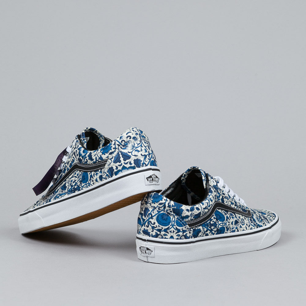 Vans Old Skool (Liberty) Floral Vines