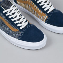 Vans Old Skool CA Reissue (Suiting Mixup) Dress Blues
