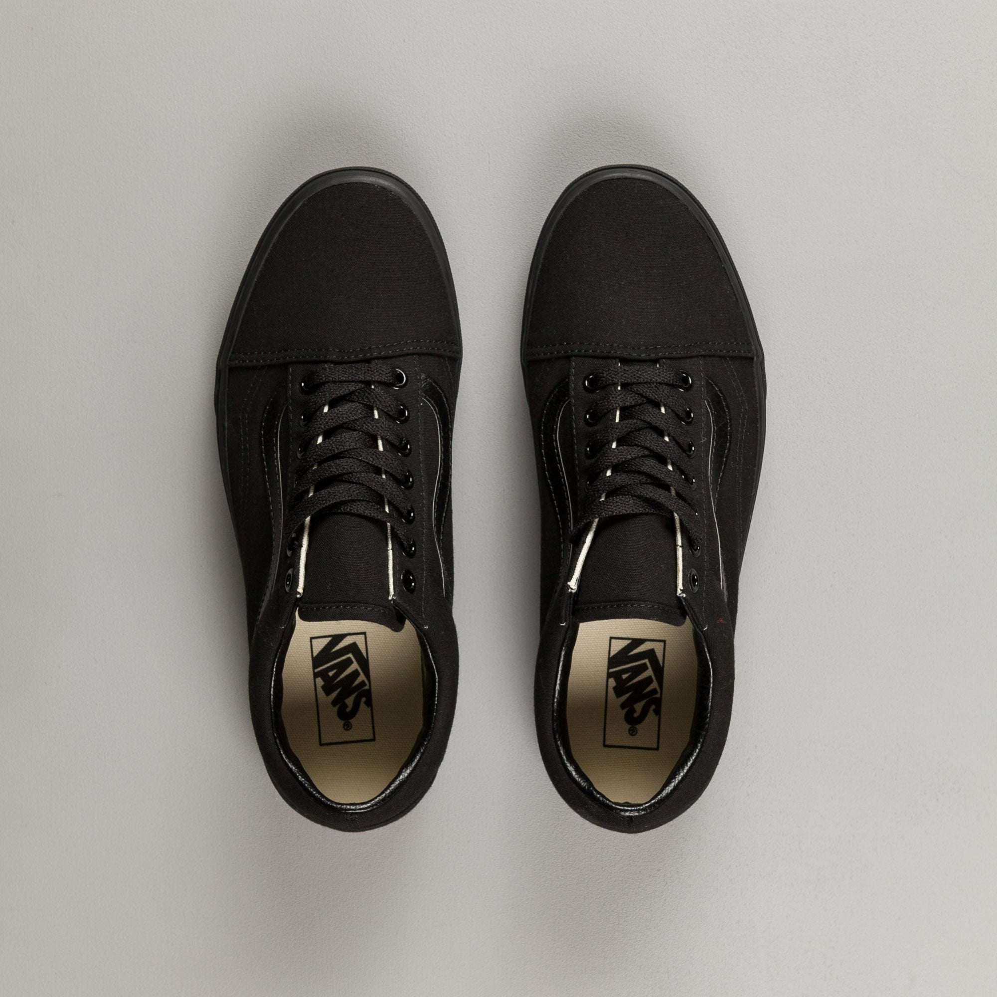 d719ef3ea0cff Acquista vans old skool total black - OFF46% sconti