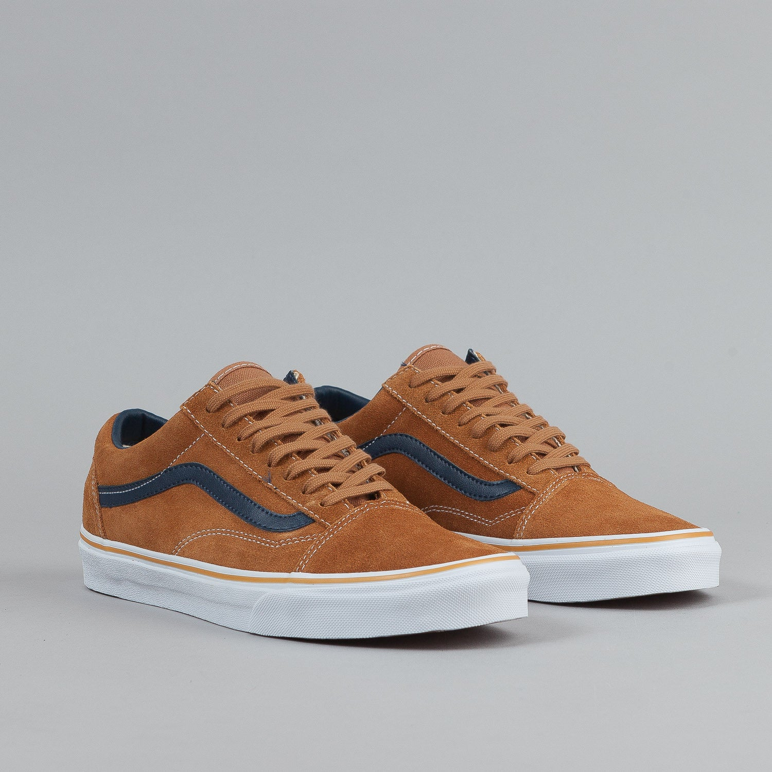 Vans Old Skool Shoes - Brown Sugar