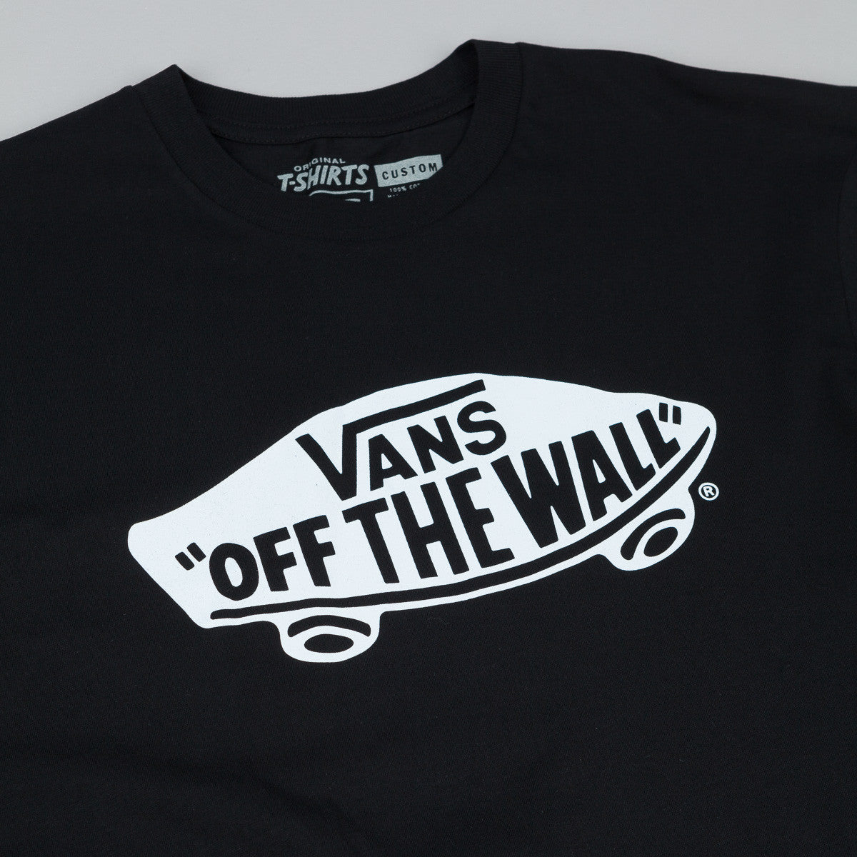 Vans OTW T-Shirt - Black / White