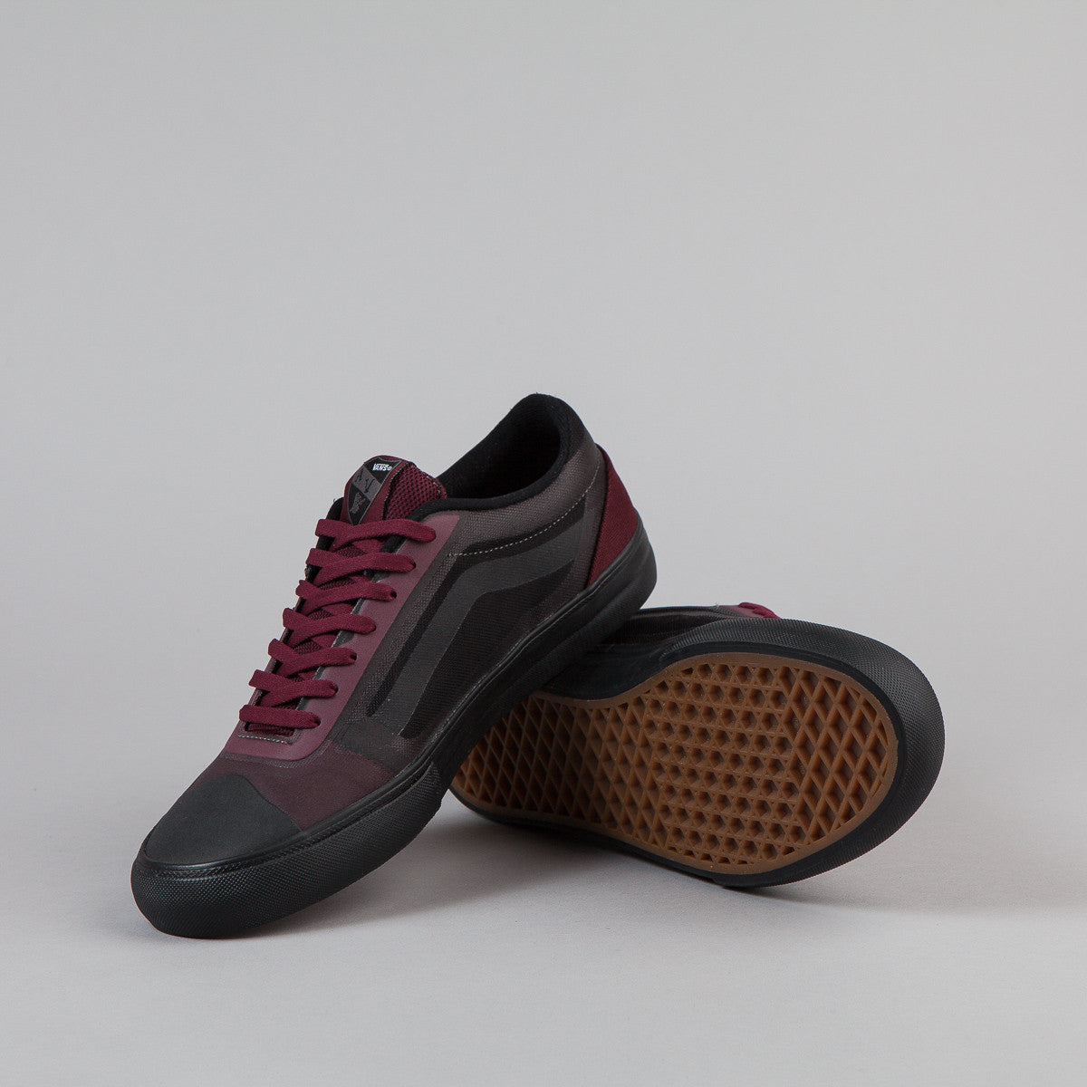 Vans AV Rapidweld Pro Shoes - Port / Black