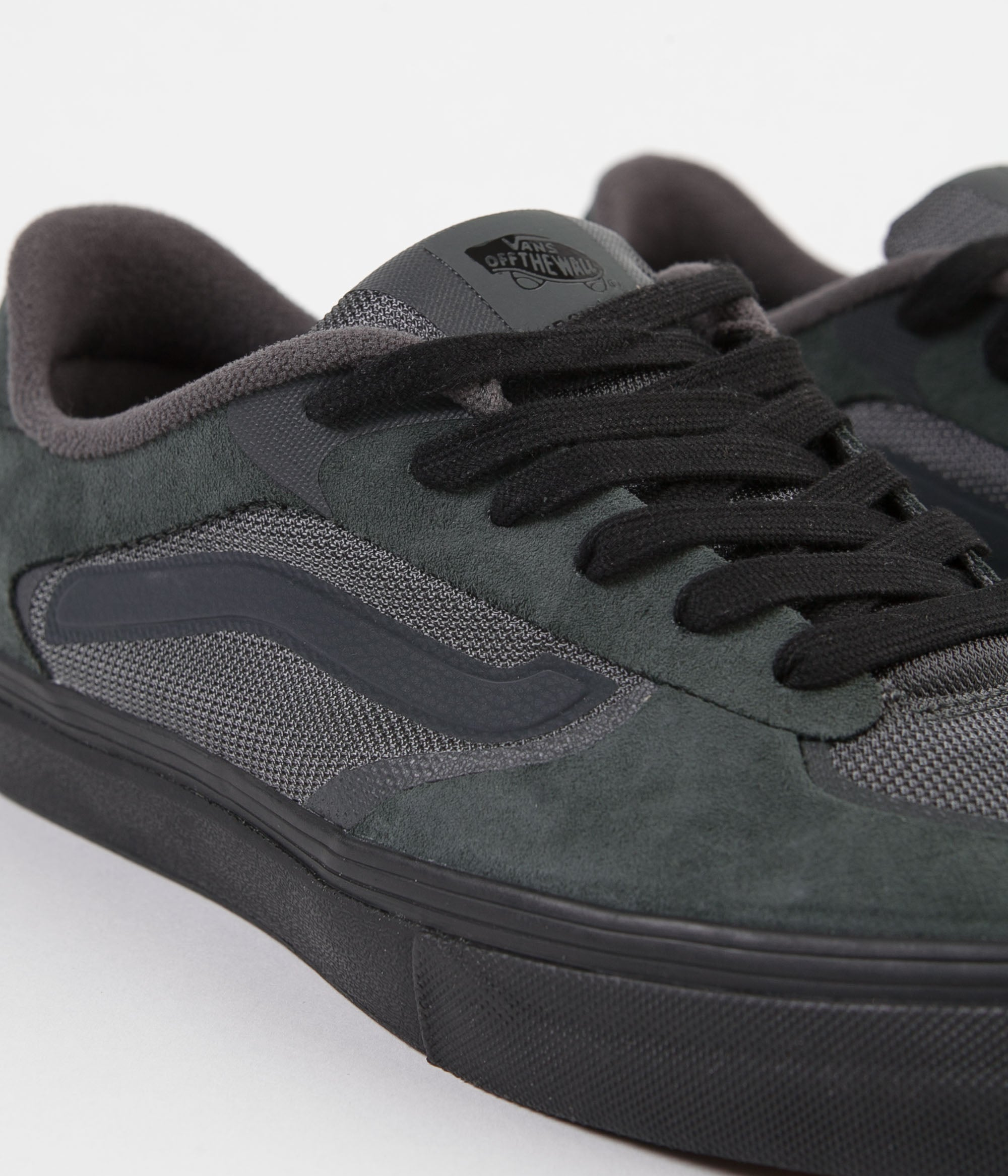 Vans Rowley Rapidweld Pro Shoes - Asphalt / Black