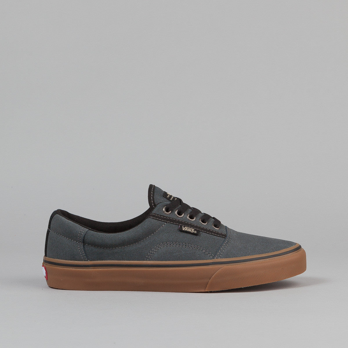 Vans Rowley Shoes - Black / Gum