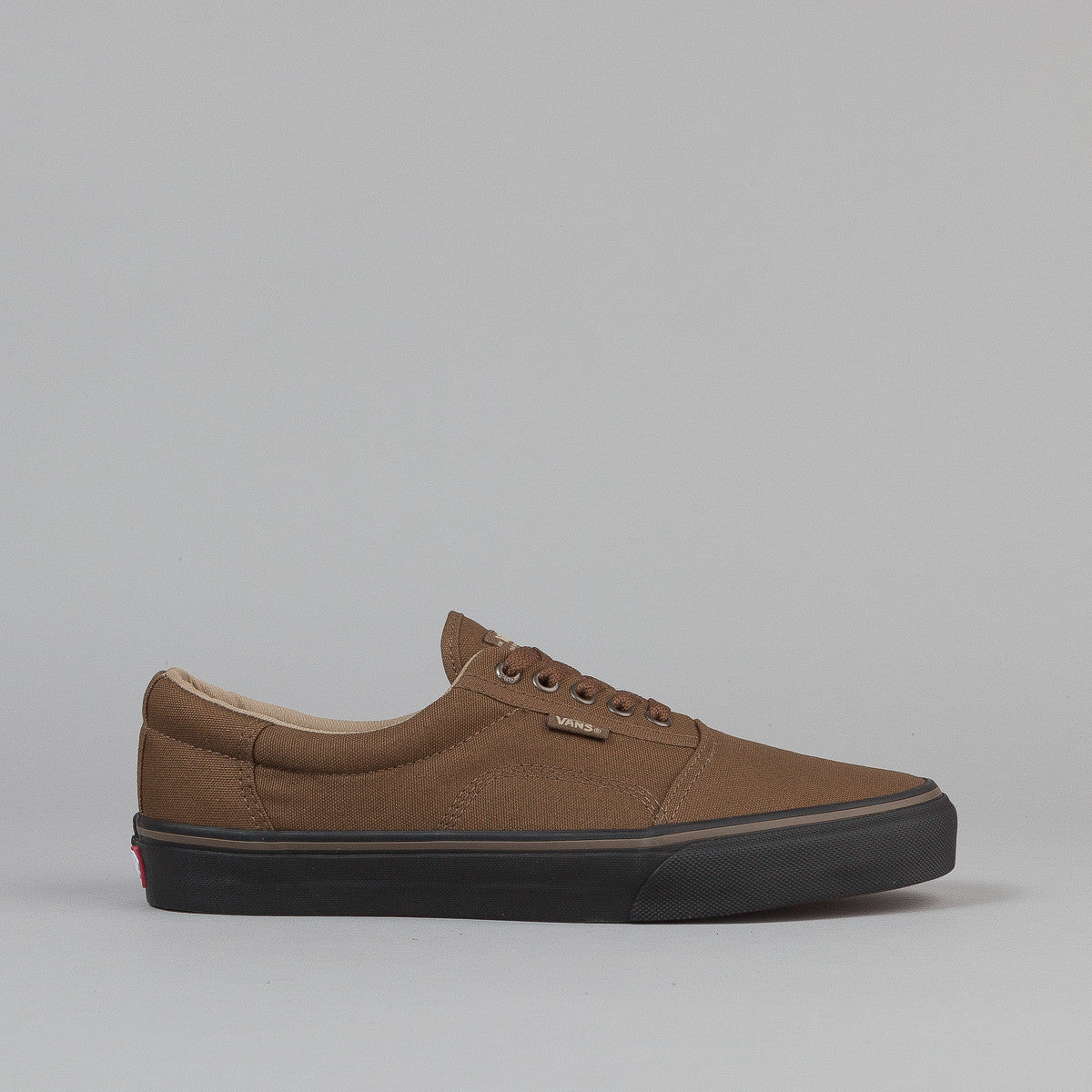 Vans Rowley Shoes - Teak / Black