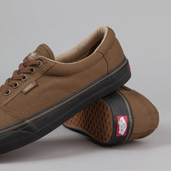 Vans Rowley Solos Shoes - Teak / Black