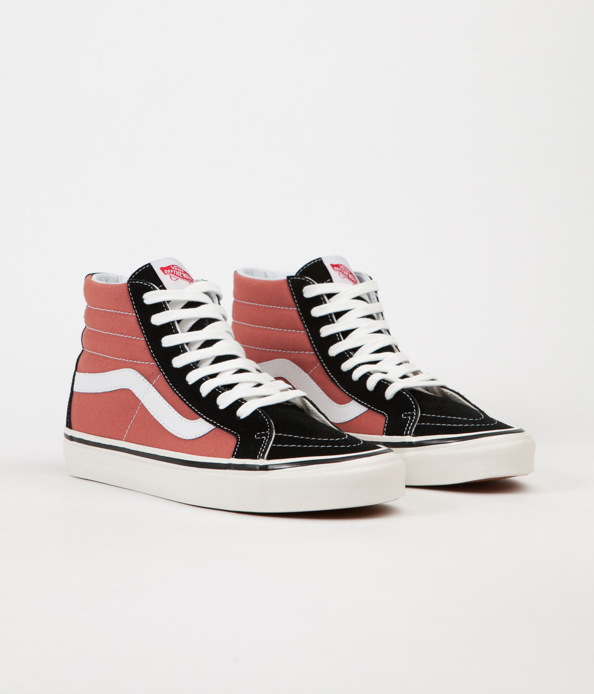 Vans Sk8-Hi 38 DX Anaheim Factory Shoes - OG Rust / Black