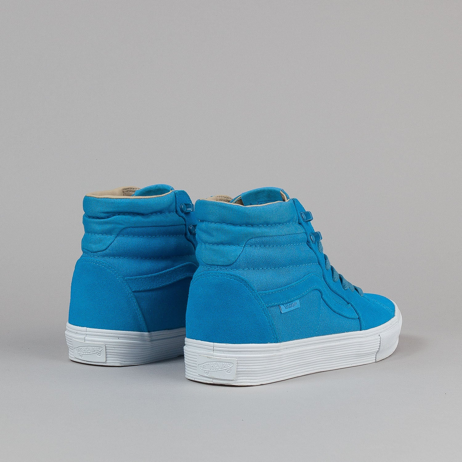Vans Sk8-Hi CA Shoes - Swedish Blue