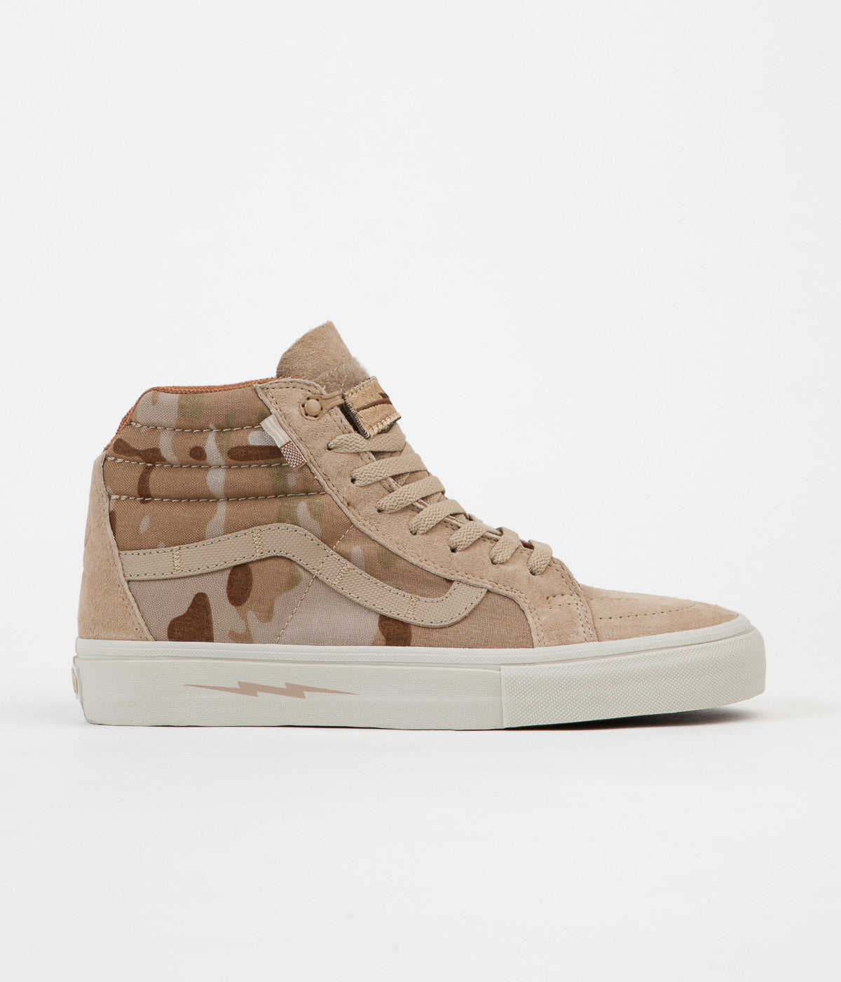 cd84ce2a0e Vans Sk8-Hi Notchback (Defcon) Shoes - Arid MultiCam