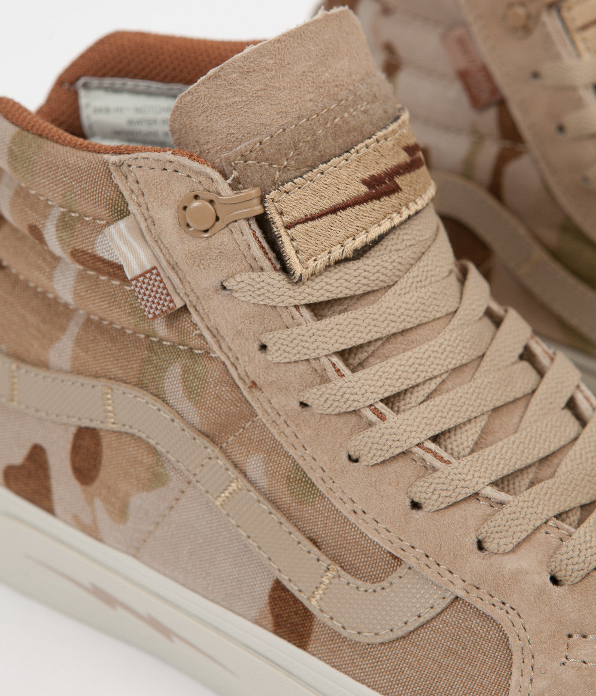 b7b67fd224 ... Vans Sk8-Hi Notchback (Defcon) Shoes - Arid MultiCam ...