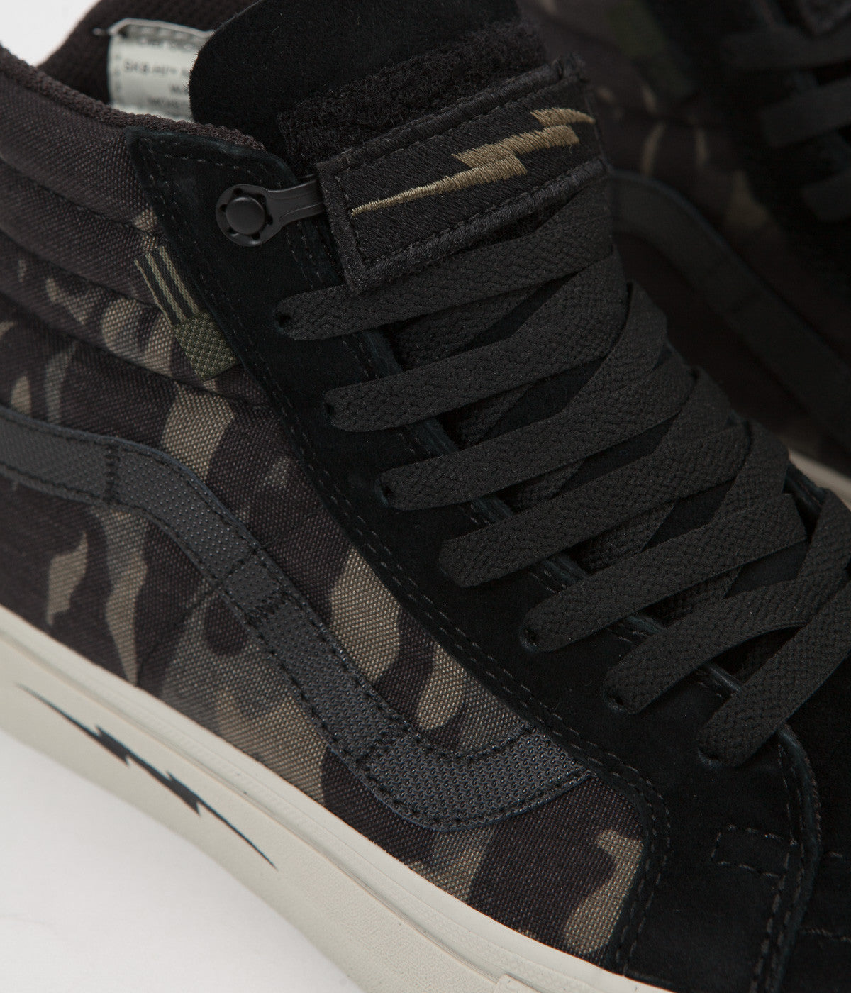 a377e2e2d9 ... Vans Sk8-Hi Notchback (Defcon) Shoes - Black MultiCam ...