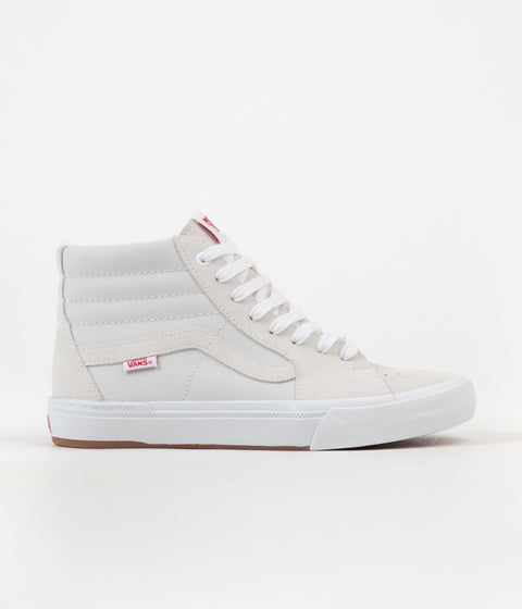 Vans SK8-Hi Pro BMX Shoes - (Scotty Cranmer) White