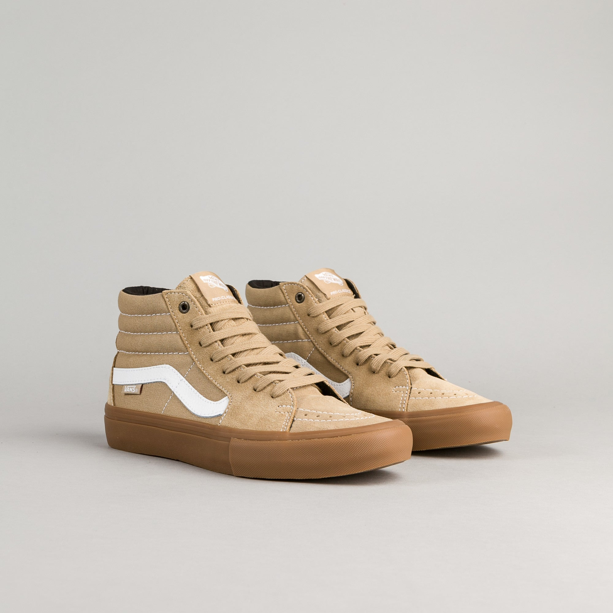 b1f5f6bb6f vans sk8 hi gum sole - EUROSTITCH