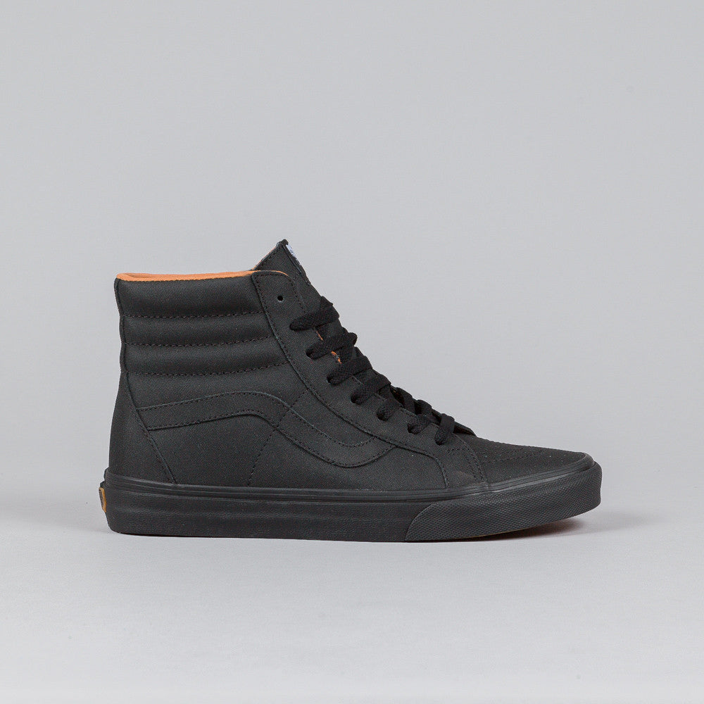 Vans Sk8-Hi Re-Issue (X Tuff) Black / Bran