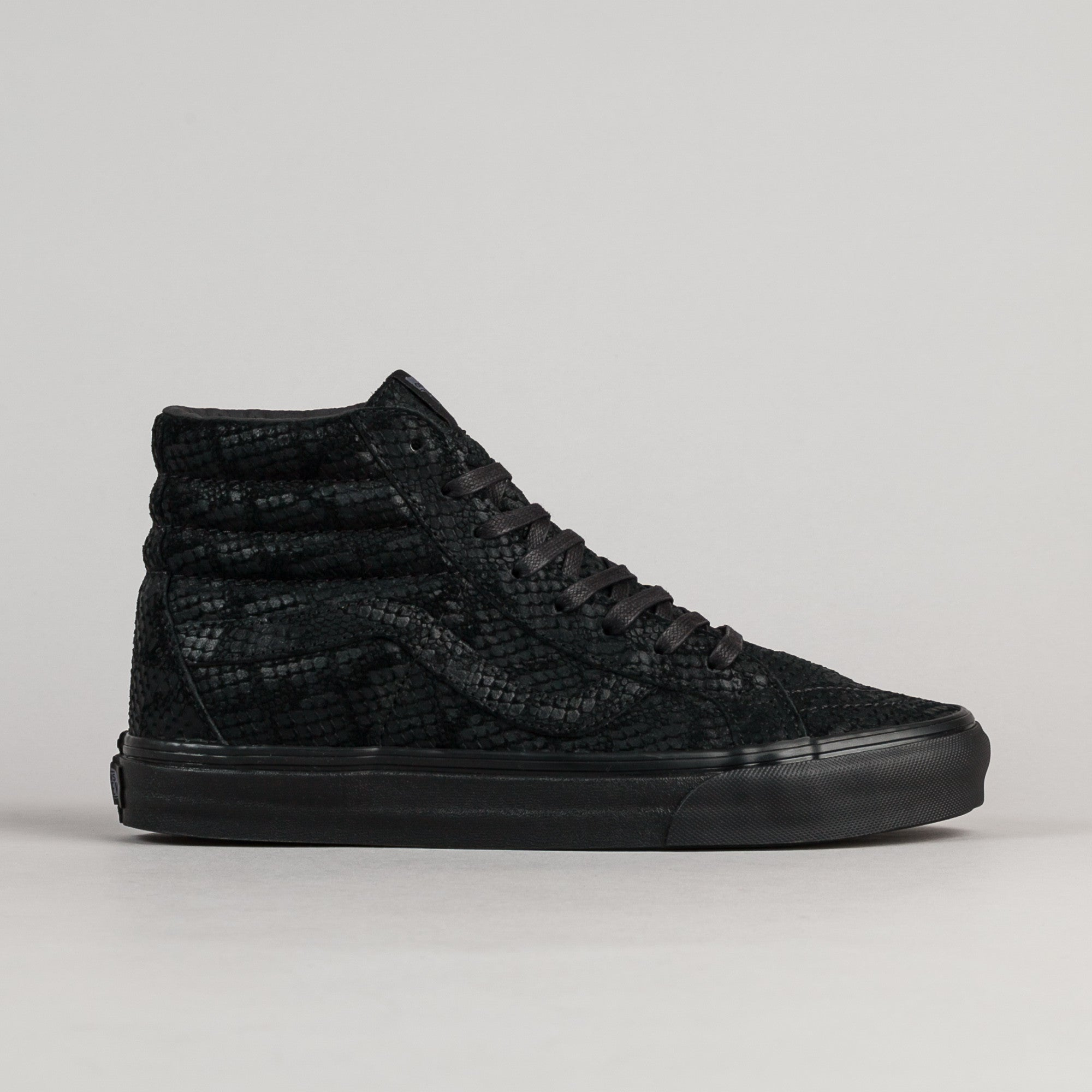 U SK8-HI REISSUE DX REPTILE BLACK - FOOTWEAR - High-tops & sneakers Vans