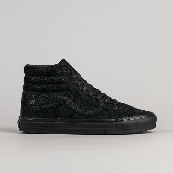 Vans Sk8-Hi Reissue DX Shoes - Reptile Black