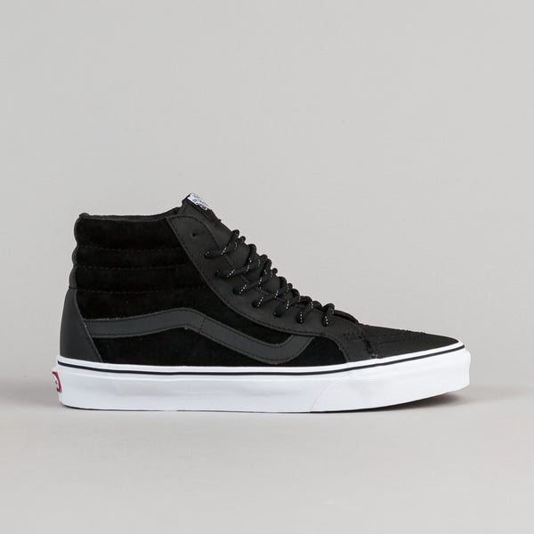 Vans Transit Line Sk8-Hi Reissue DX Shoes - Black / Reflective