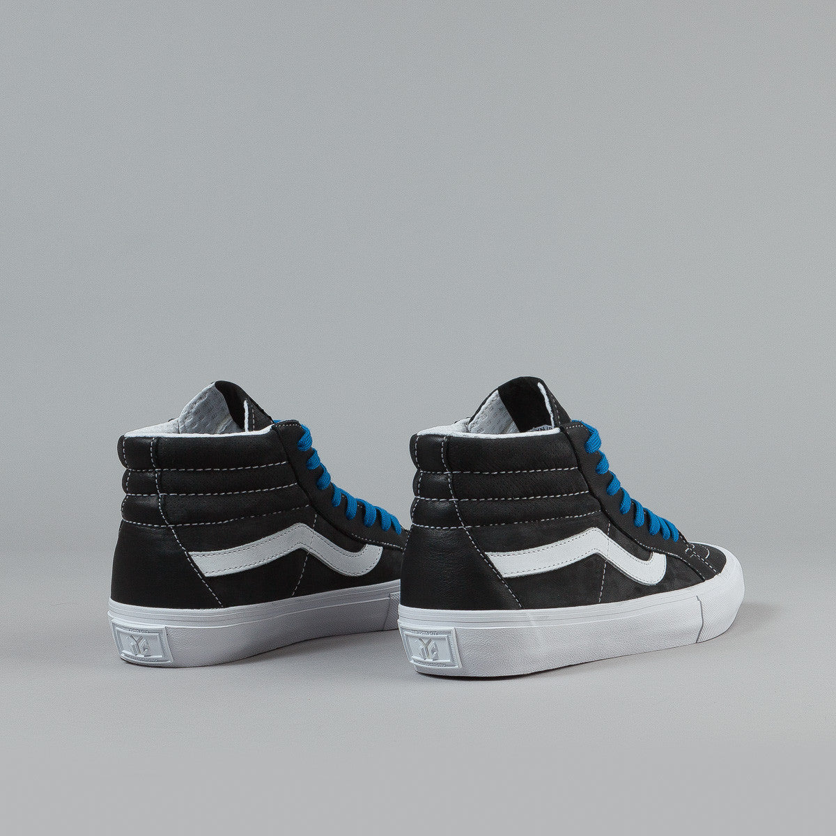 "Vans Sk8-Hi Reissue NYC ""S"" Shoes - (Andy Kessler) Black"