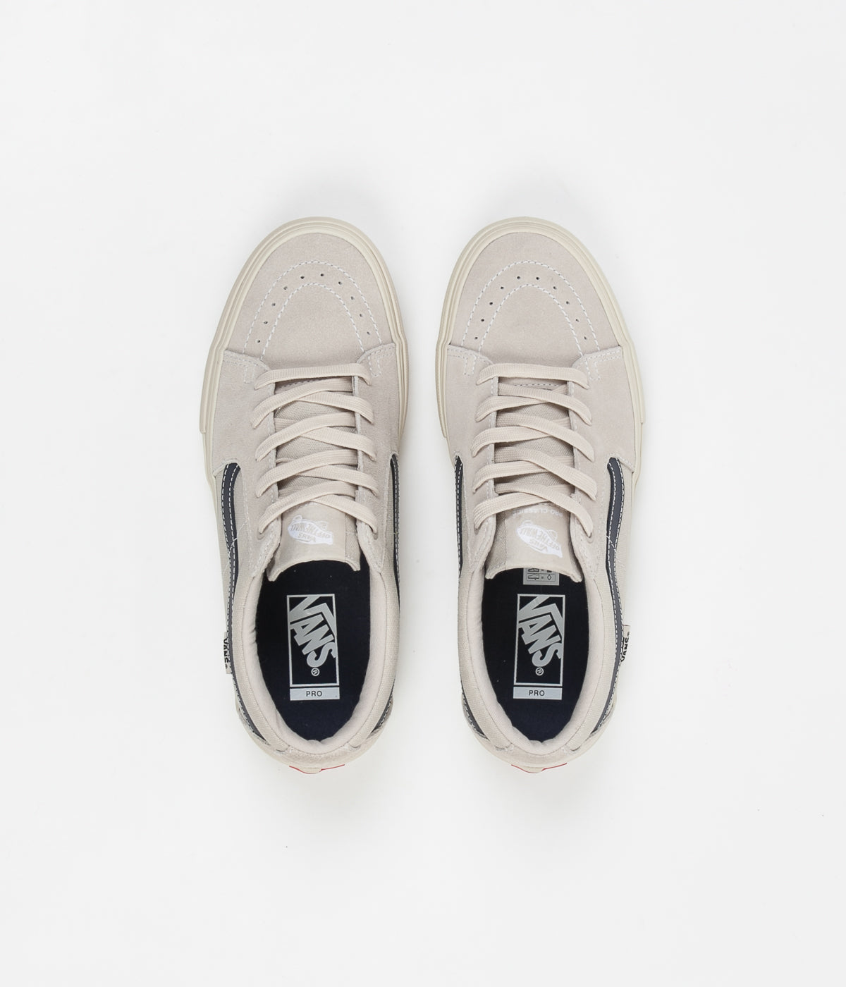 Vans Sk8-Low Pro Shoes - Smokeout