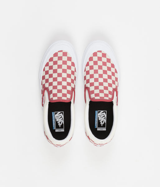 Vans Slip-On Pro Shoes - (Checkerboard