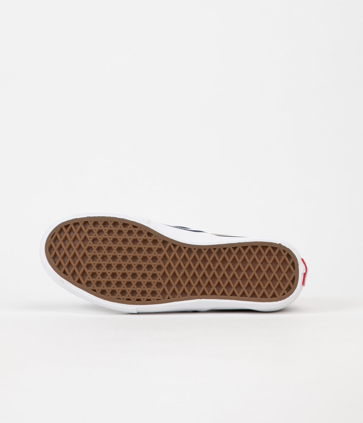 Vans Slip On Pro Shoes - Dress Blues / Medal Bronze