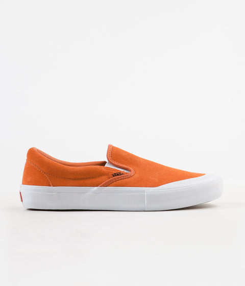 Vans Slip-On Pro Shoes - Koi / True White