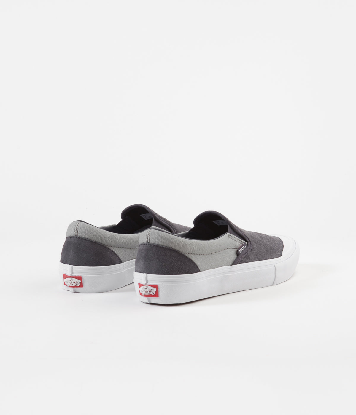 Vans Slip-On Pro Shoes - Periscope / Drizzle