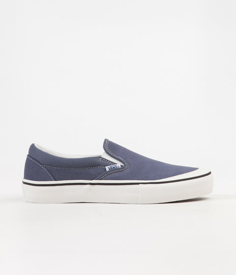 Vans Slip-On Pro Shoes - (Retro) Grisaille