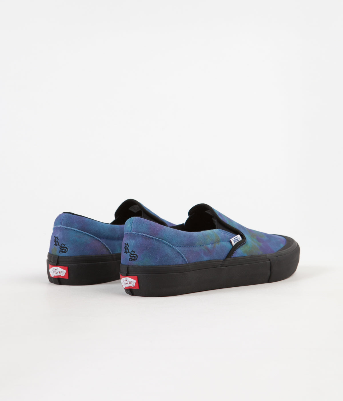 8f42df4671aa02 ... Vans Slip-On Pro Shoes - (Ronnie Sandoval) Northern Lights ...