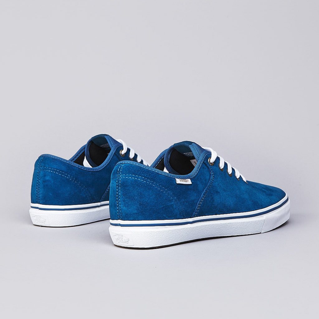 Vans Stage 4 Low (Chris Pfanner) Ocean