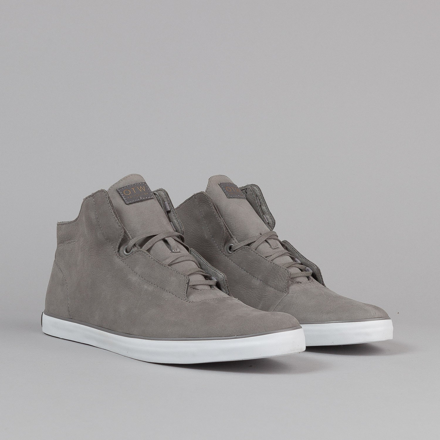 Vans Stovepipe Shoes - (Hazybuck) Grey