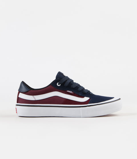 Vans Style 112 Pro Shoes - Dress Blues / Port Royale