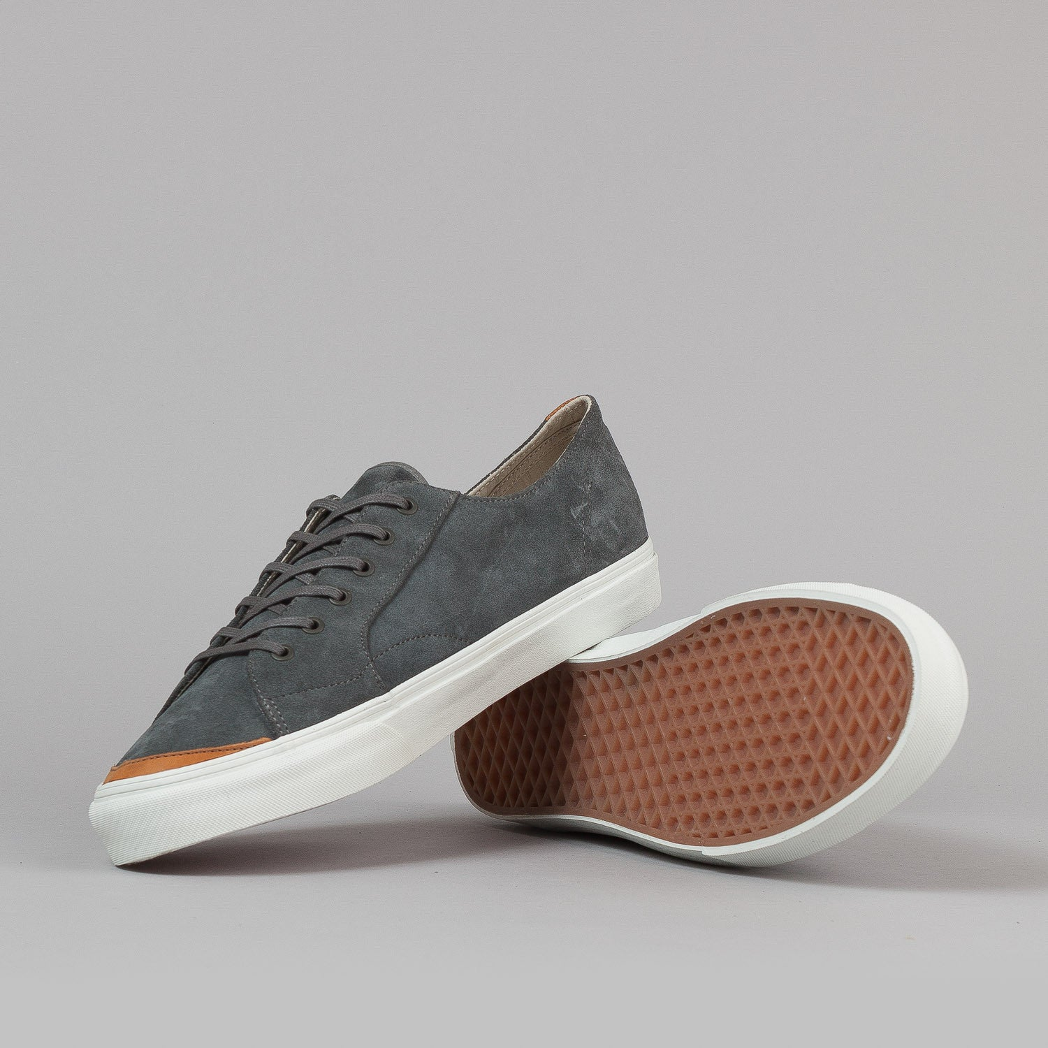 Vans Style 31 CA Shoes - Gunmetal / Wild Dove