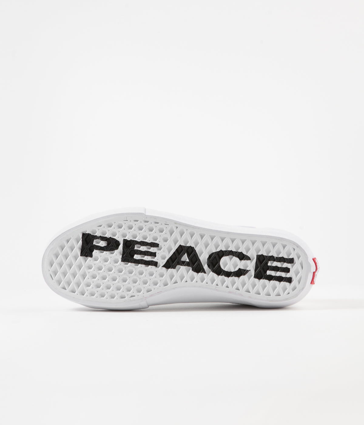 Vans Style 36 Shoes - (Justin Henry) White / White