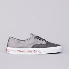 "Vans Syndicate Authentic Pro ""S"" (Neil Blender) Grey"